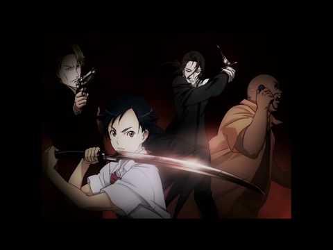 Blood+ Opening 1 English Sub HD  Aozora No Namida
