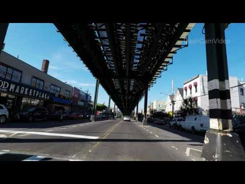 White Plains Road Bronx New York City (NYC) 4k