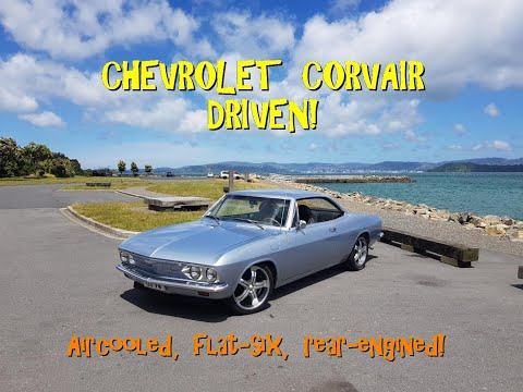 Unsafe? Chevrolet Corvair Driven!