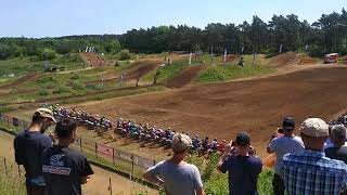 Motocross MX2 Oborniki START 2018 05