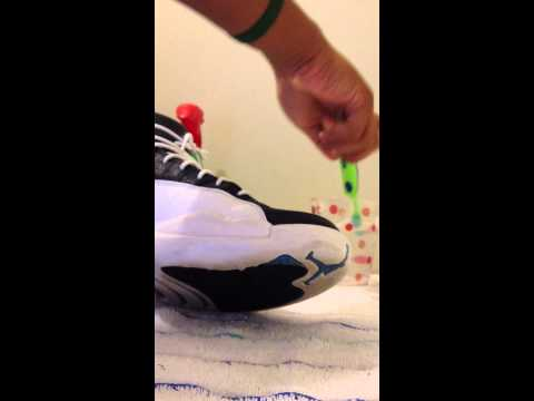 How To Clean / Restore  Your Jordan 12s or any other Jordans