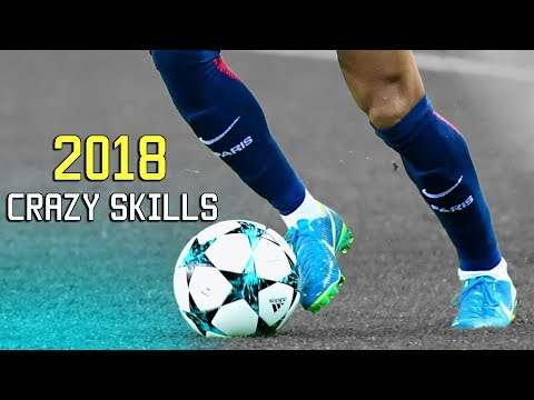 Craziest Football Skills Mix 2018 ● Neymar ● Ronaldo ● Pogba ● Messi ● Mbappe ● Dybala ● HD
