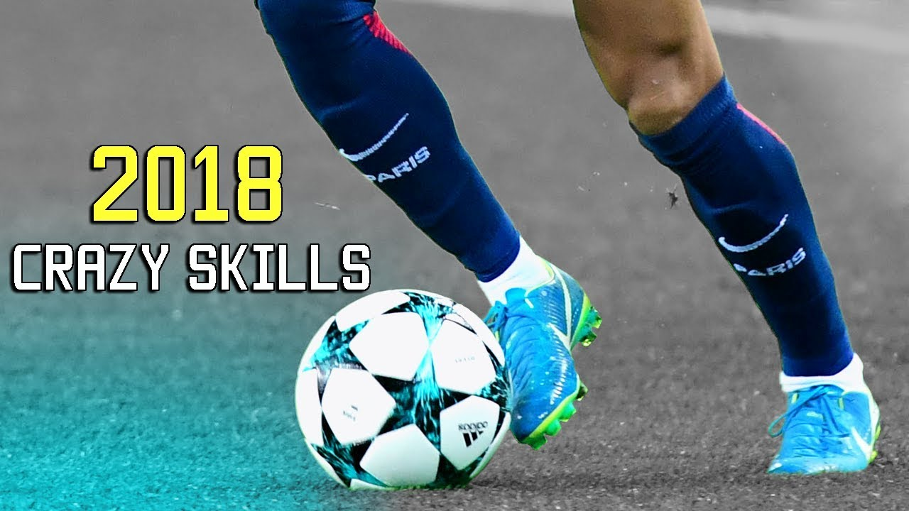 Download Craziest Football Skills Mix 2018 ● Neymar ● Ronaldo ● Pogba ● Messi ● Mbappe ● Dybala ● HD