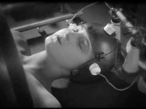 Anne Clark  Sleeper In Metropolis