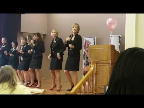 Pink Cadillac Mary Kay Theme Song