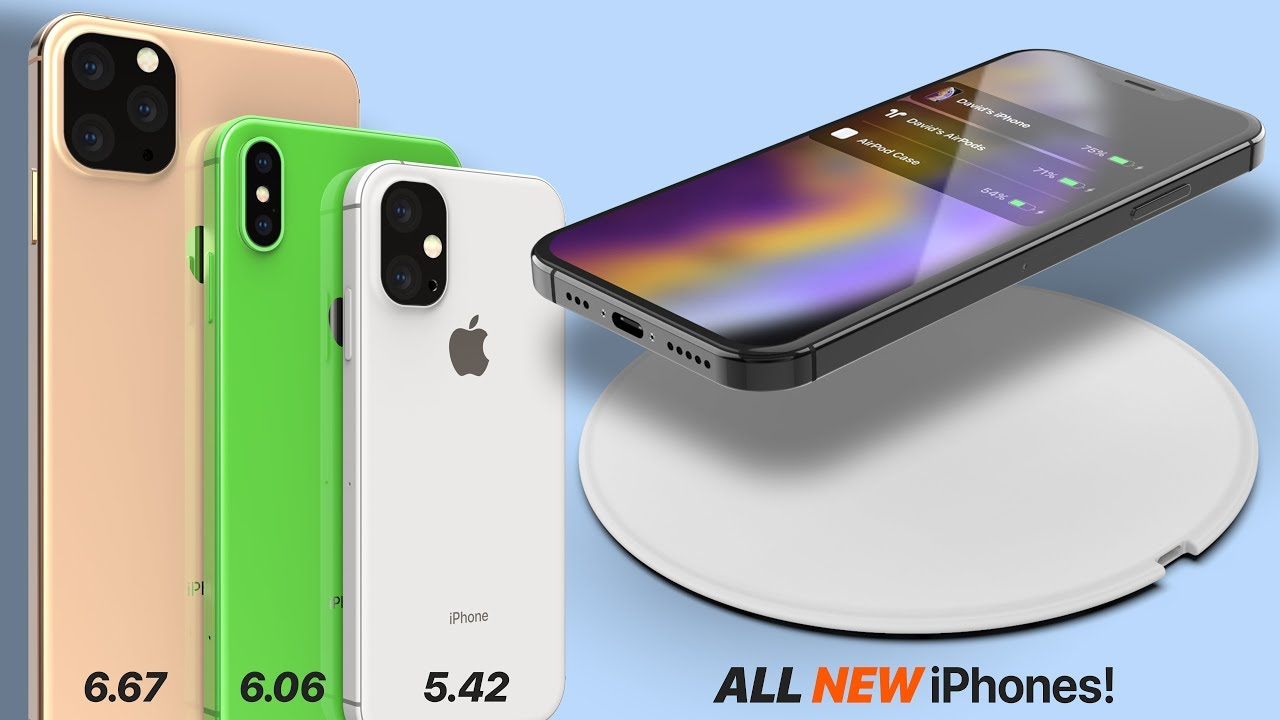 Huge 2020 iPhone Leaks! Exclusive News & Why AirPower Really Died