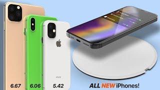 Huge 2020 iPhone Leaks! Exclusive News & W