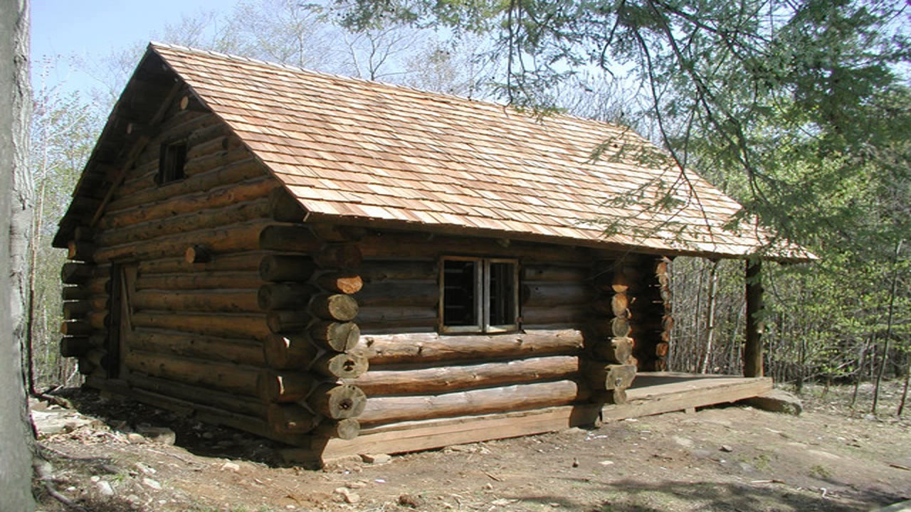 Traditional finnish log house building process youtube for Traditional house building