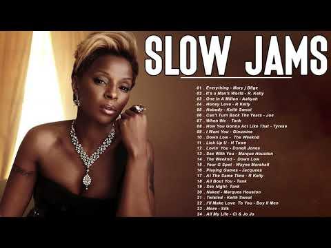 The Best 90s Slow Jams | Keith Sweat, R Kelly, Aaliyah, Genuine, SWV etc..