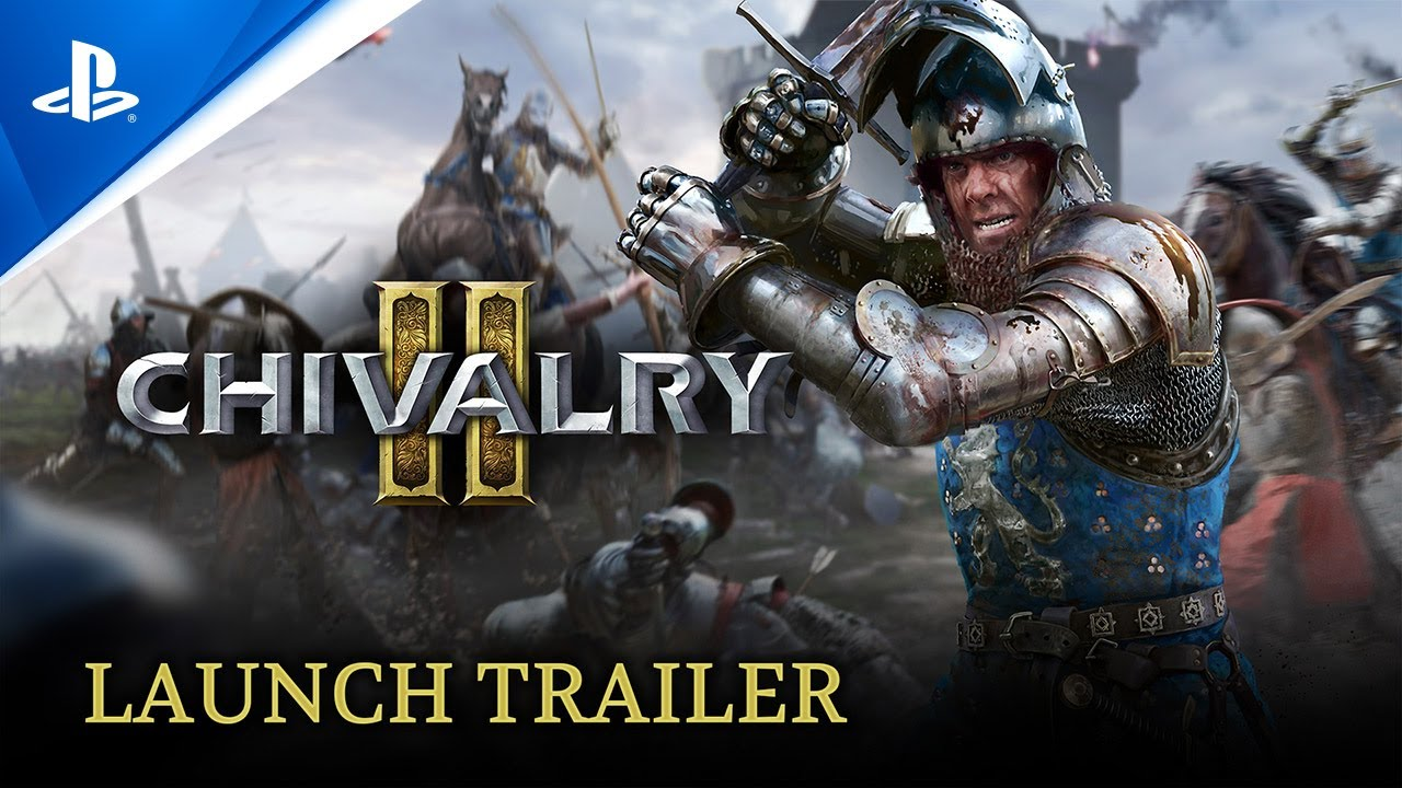 Chivalry 2 - Launch Trailer | PS5, PS4 - YouTube