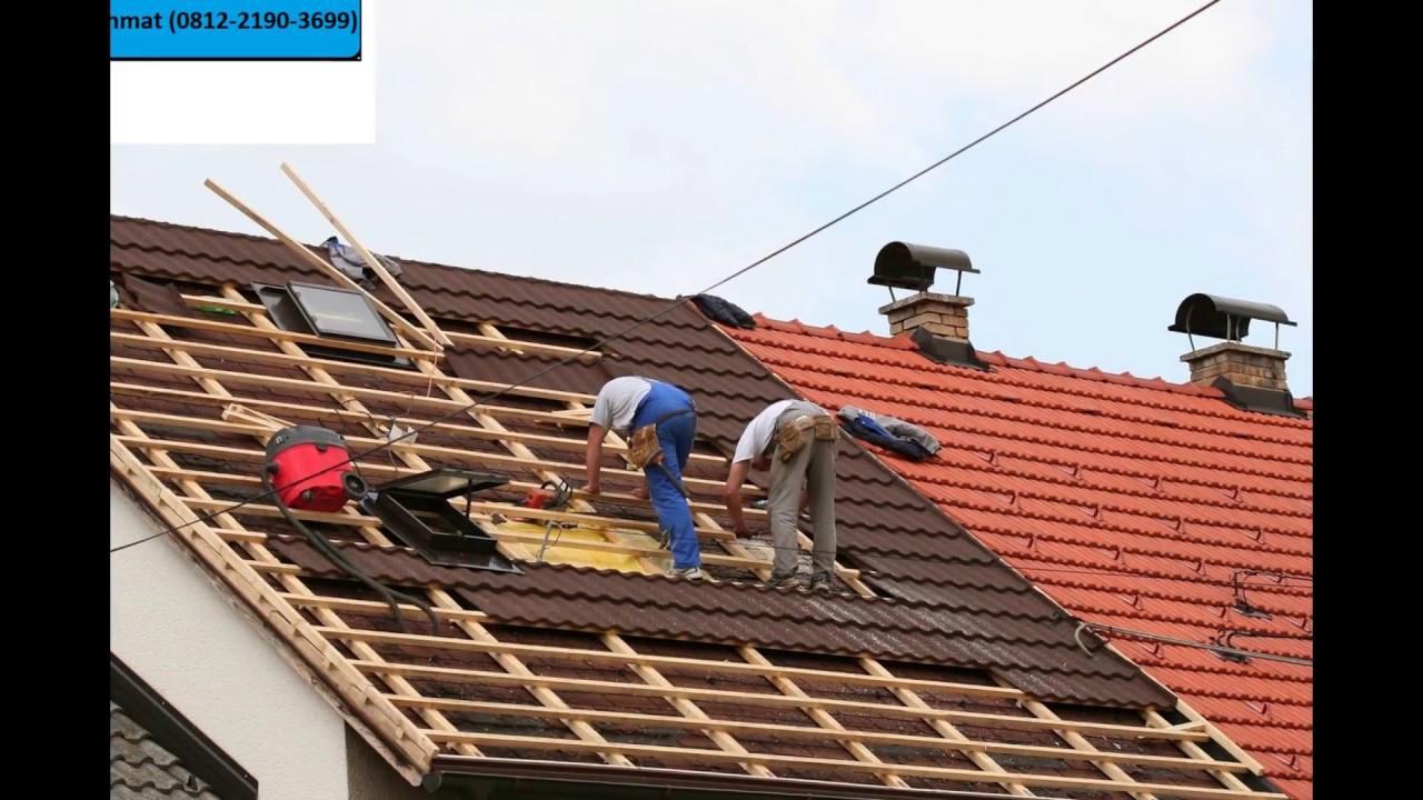 renovasi atap baja ringan rumah tipe 36 jasa 081221903699