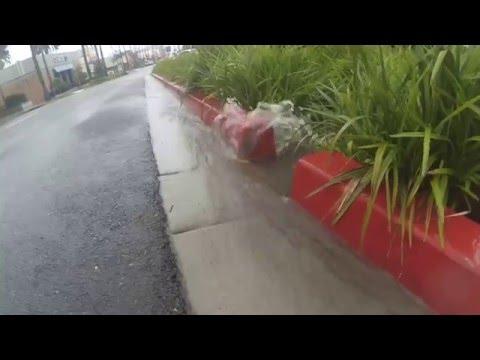 Poor Bioretention System Design - Oceanside, CA