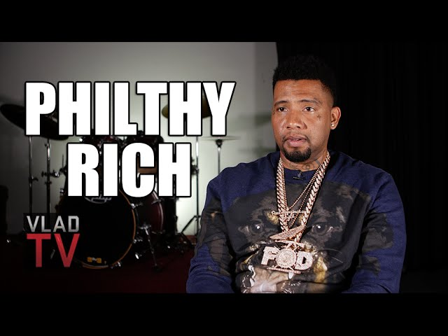 Philthy Rich on Owning $2M in Cars & Getting Arrested for a Stolen Bentley