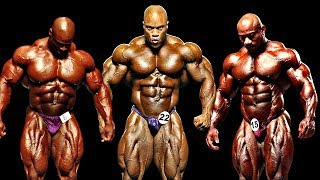 The Most Genetically Gifted Bodybuilders Ever