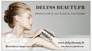 Bon plan bijoux fantaisie pas cher : DELYSS BEAUTY