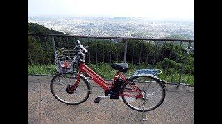 Panasonic製電動アシスト付き自転車「BE-EKAT63」(積載バッテリー25.2V...