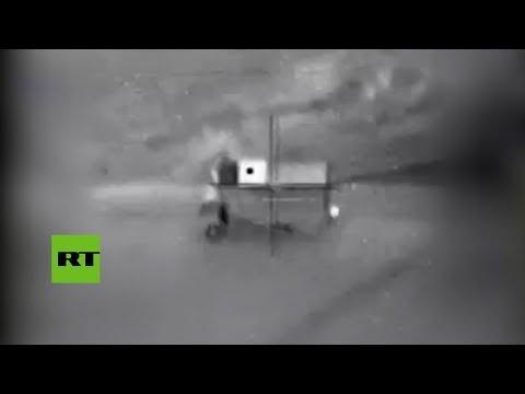 Israel destruye un vehículo de control de Irán en Siria