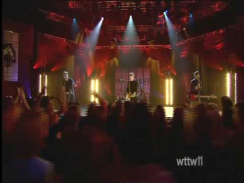 Disloyal Order Of Water Buffaloes - Fall Out Boy - WTTW Soundstage