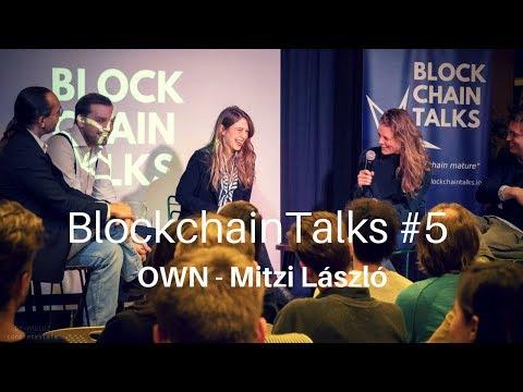 BlockchainTalks | Vol#5 | Mitzi Laszlo | OWN
