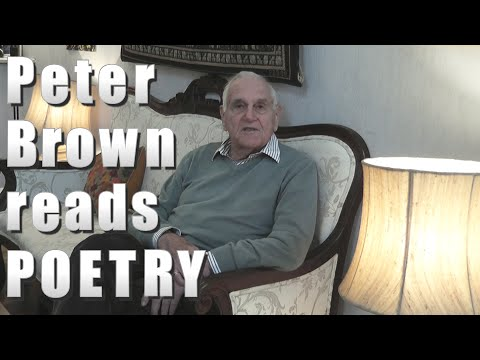 Peter Brown Reads Poetry (Introduction)