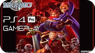 Maximo Ghosts To Glory PS4 Gameplay No Commentary [PS2 Emulation]