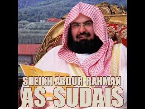 Surah Yasin By Sheikh Abdul Rahman Al Sudais Complete Surah 2013   YouTube