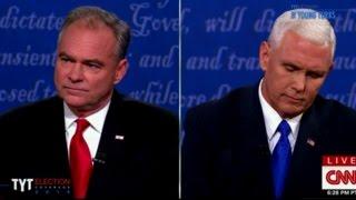 The Vice-Presidential Debate: The Biggest WINNER