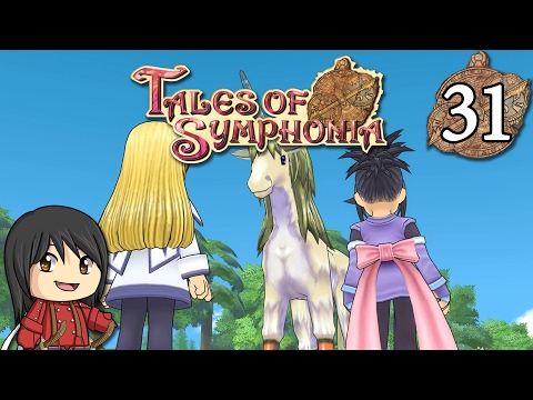 "Tales of Symphonia HD - Part 31: ""Unicorn Horn"""