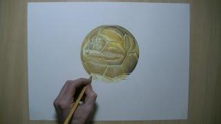 Drawing Time Lapse:Ballon d