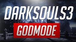 DARK SOULS 3 ( GOD MODE ) WORKS 100% PS4 / NO DAMAGE!!