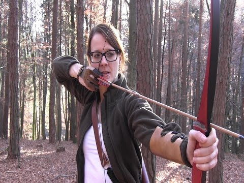 My Bow And Arrow Technique