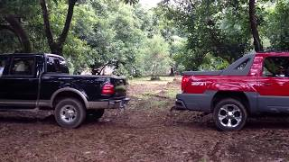 Ford Lobo VS Chevrolet Avalanche
