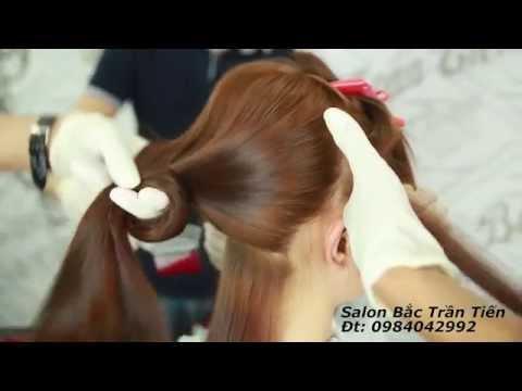 Bắc Trần Tiến: dạy cắt uốn nhuộm tóc! Kỹ thuật tiên tiến nhất