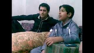 طفل يغني عتابة عراقية بصوت رائع