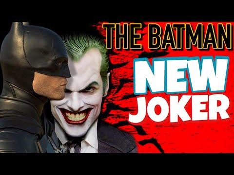 The Batman (2021) NEW Joker + LEAKED Scene Description