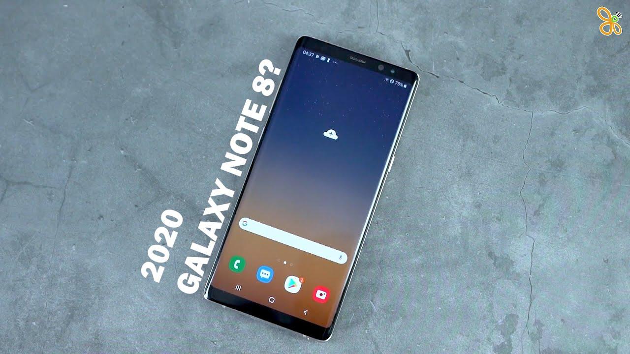 Tầm này mua Galaxy Note 8? QUÁ SAI LẦM