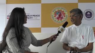 Dr  Rajan Welukar, Former VC of University of Mumbai