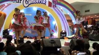Campina Concerto My Music My Dance 2012 - Juara 1 Makassar Thumbnail