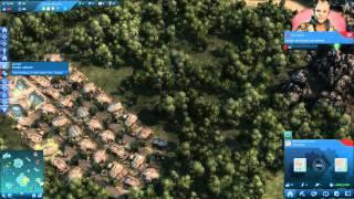 Anno 2070 Walkthrough Atomic Terror Part 1 Mission 1 Gameplay PC World Event