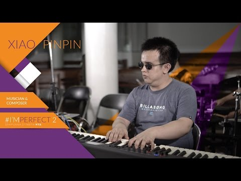 I'M PERFECT - XIAO PINPIN | STORY OF BLIND MUSICIAN AND MUSIC COMPOSER PART 1