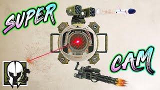 SUPER CAMERA - Rainbow Six Siege (Operation Para Bellum)