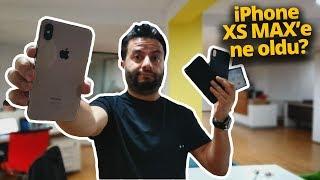 iPHONE XS MAX NE HALDE?