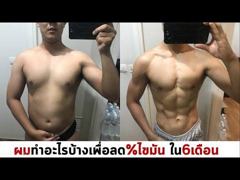 FAT TO FIT ผมอะไรบ้างในช่วงลด%ไขมัน (How to Lean EP.1)