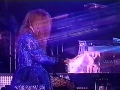X JAPAN - Es Durのピアノ線 ~ Unfinished (Tokyo Dome 1992.01.06)