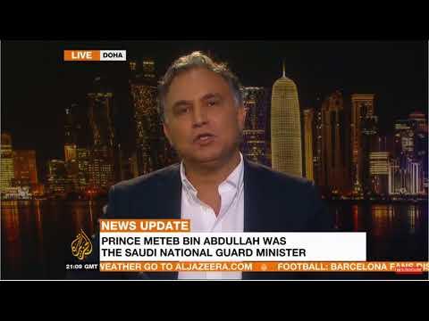 AJE's Marwan Bishara reacts to Saudi anti-corruption arrests