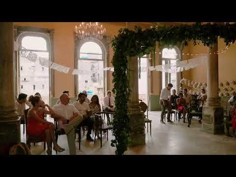 Vintage Wedding In Havana By Coordinate Cuba Wedding Planner La Guarida