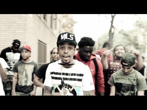 Cory Gunz - Hot Nigga/Jackpot (Lloyd Banks/Bobby Shmurda Remix) Official Music Video