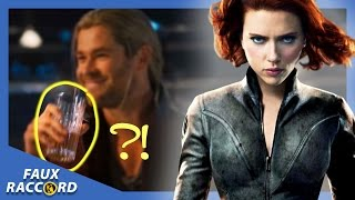 Faux Raccord - Les plus grosses gaffes de Avengers 1 et 2 ! Allociné streaming
