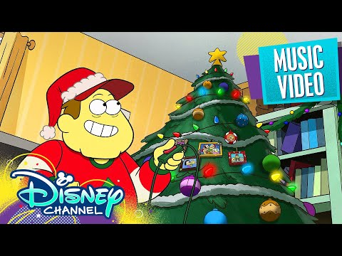 the-best-part-of-christmas-🎄|-music-video-|-big-city-greens-|-disney-channel