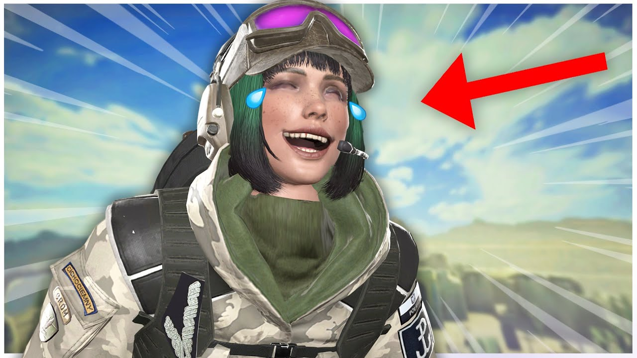 Download This Rainbow Six Siege Video is Hilarious
